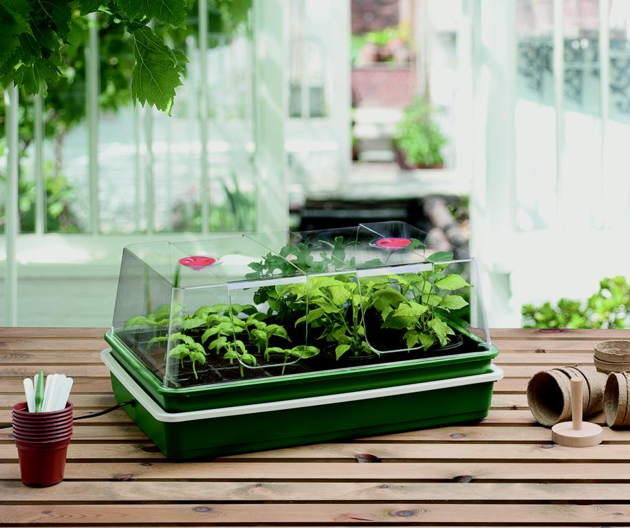 Garland High Dome Electric Propagator - XL