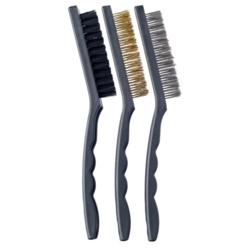 Harris Essentials Wire Brush 3pk