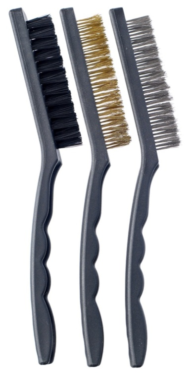 Harris Essentials Wire Brush - Pack 3