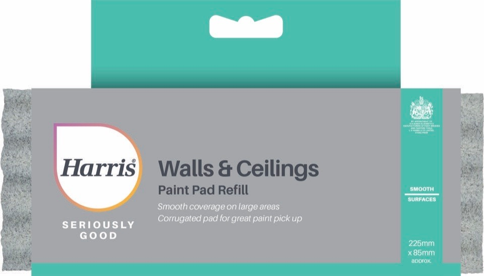 Harris Seriously Good Wall & Ceiling Paint Pad Refill