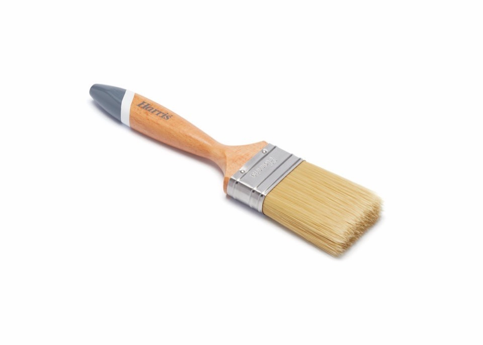 Harris Ultimate Woodwork Stain Paint Brush - 50mm