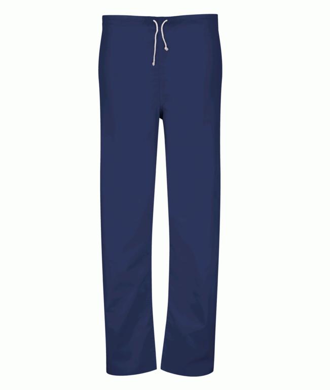 Orbit Unisex Navy Scrub Trousers - XS