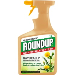 Roundup Natural Weed Control RTU