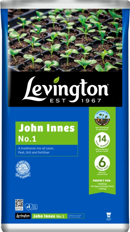 Levington John Innes No 1 Compost - 10L