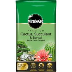 Miracle-Gro Cactus, Succulent & Bonsai Compost