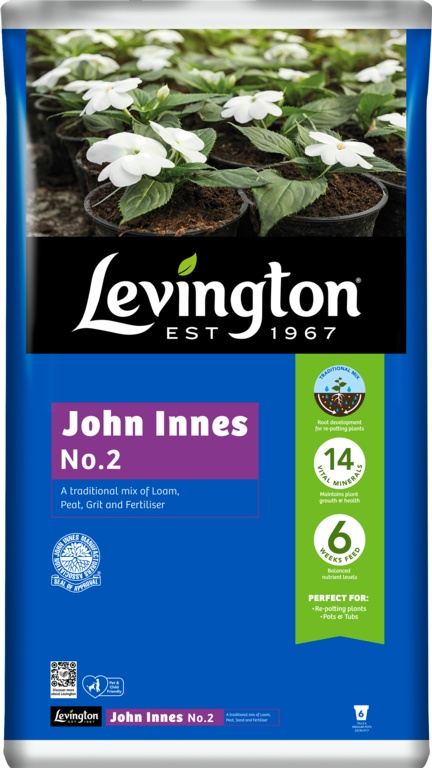 Levington John Innes No 2 Compost - 30L