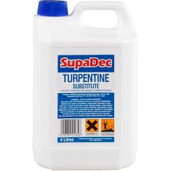 SupaDec Turpentine Substitute - 4L