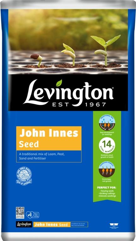 Levington John Innes Seed Compost - 30L