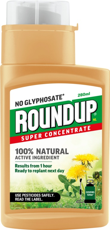 Roundup Natural Weed Control Concentrate - 280ml