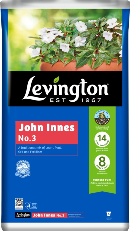 Levington John Innes No 3 Compost - 10L