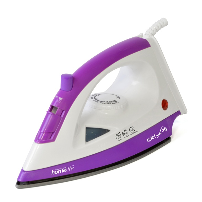Homelife Tidal X-15 Steam Iron - 1200w