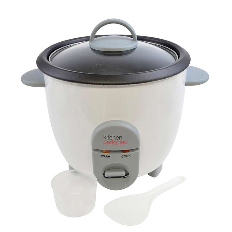 Kitchenperfected Automatic Rice Cooker - 0.8L 350w