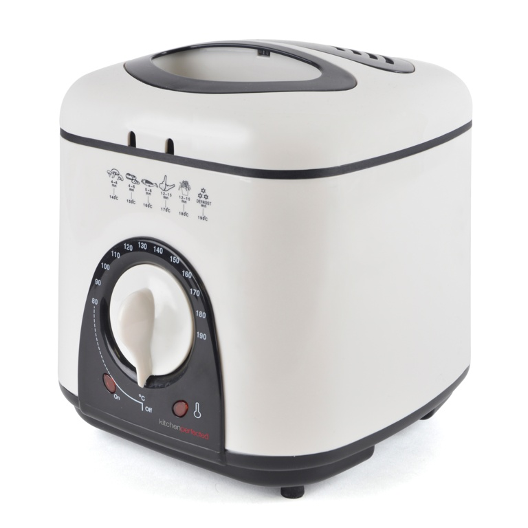 Kitchenperfected Compact Deep Fryer - 1L