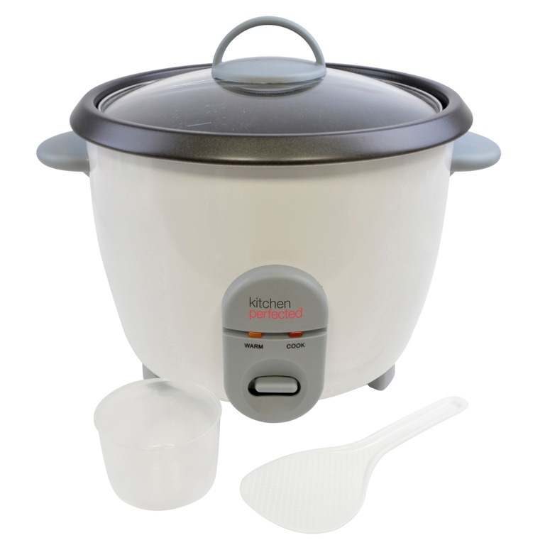 Kitchenperfected Automatic Rice Cooker - 1.8L 700w
