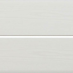 Giavani Ceiling Panel 250mm  x 2.7m x 9.5mm - White Ash & Chrome Pack 5