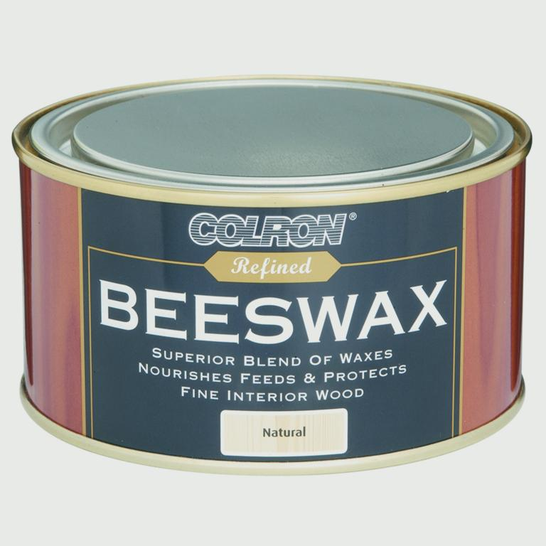 Ronseal Colron Refined Beeswax Clear - 400g