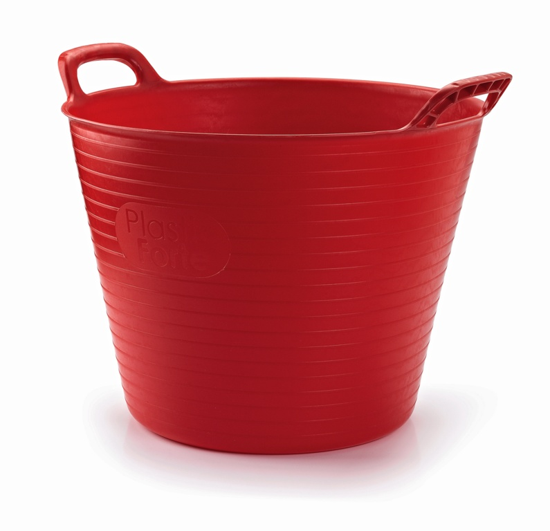 Plasticforte Eco Tub - 42L Red