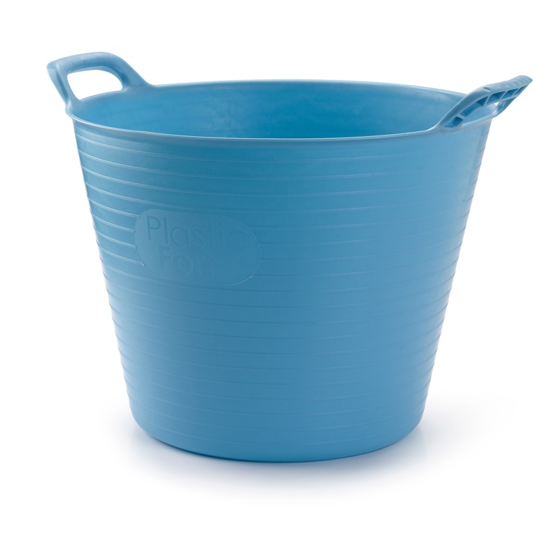 Plasticforte Eco Tub - 42L Blue