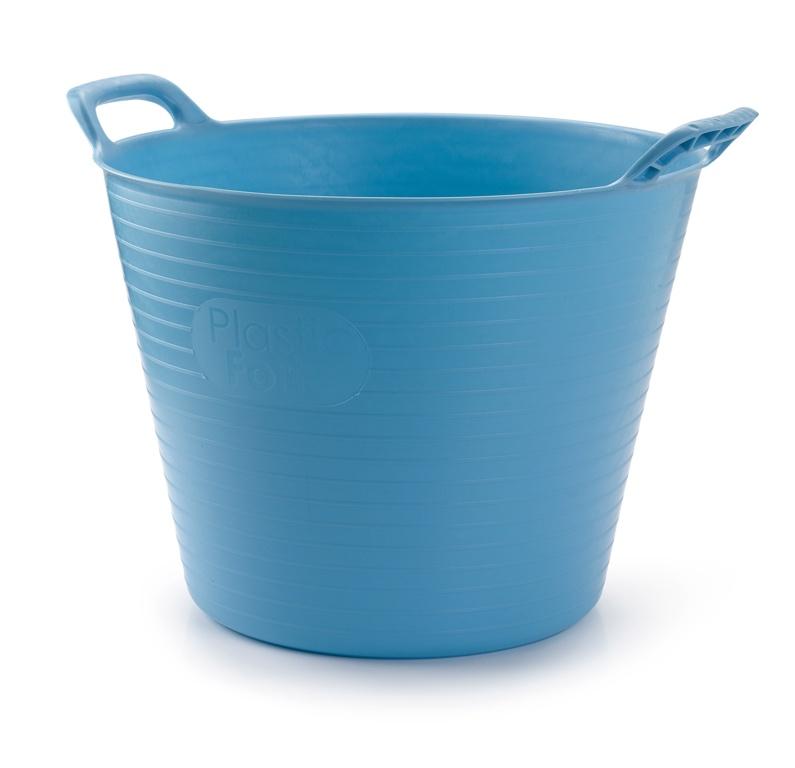 Plasticforte Eco Tub - 42L Blue