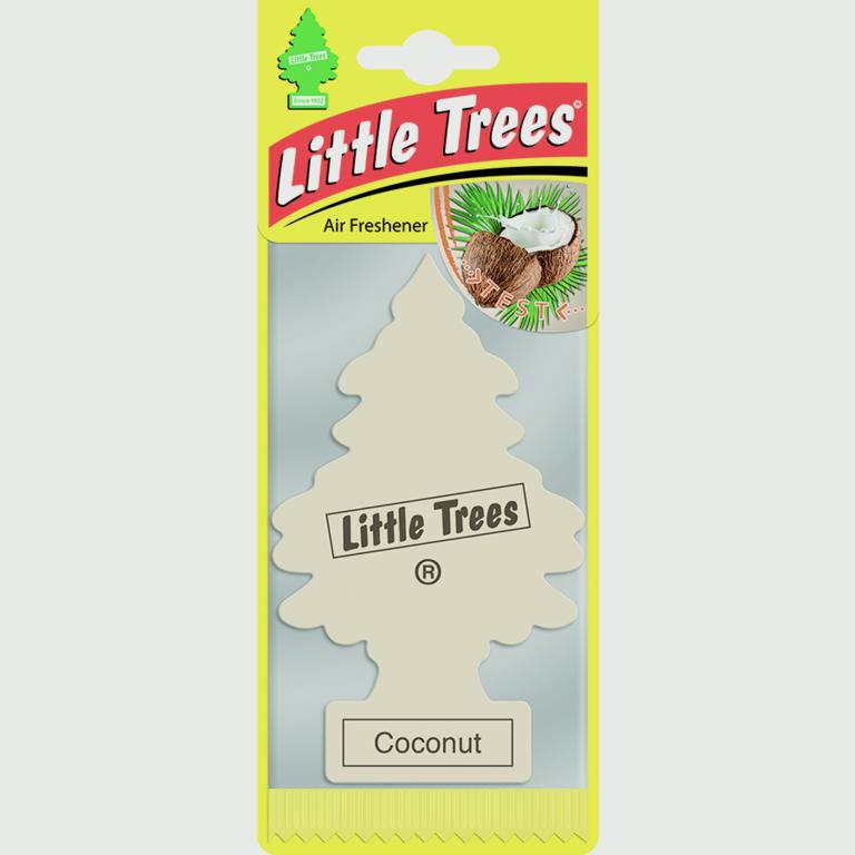 Saxon Little Trees - Coconut
