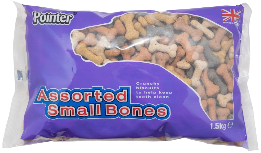 Fold Hill Foods Assorted Small Bones - 1.5kg