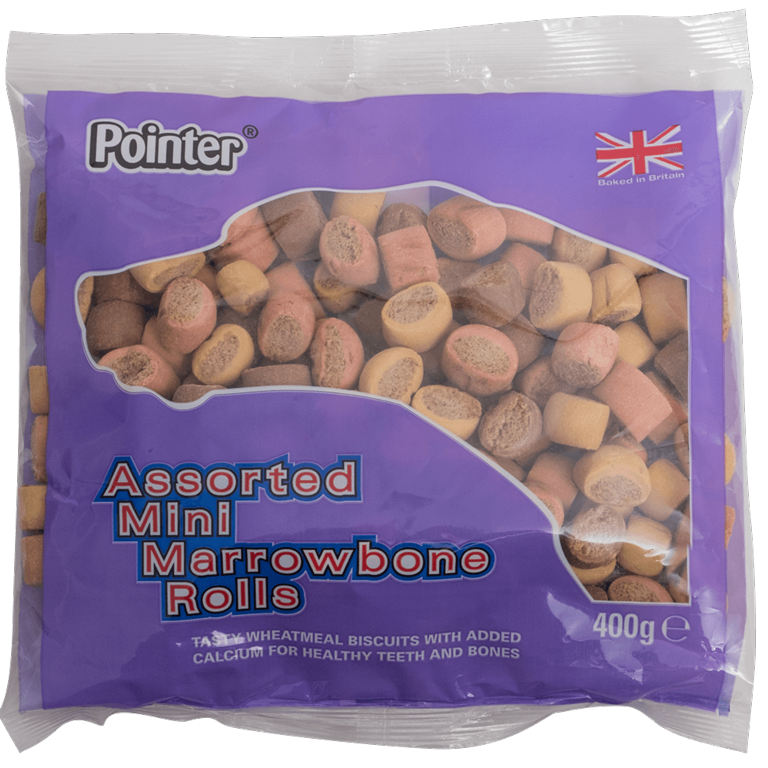 Fold Hill Foods Assorted Mini Marrowbone Rolls - 400g