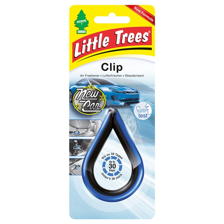 Saxon Little Trees Clip - New Car Scent