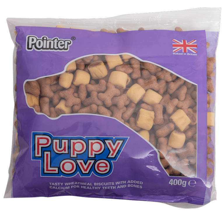 Fold Hill Foods Puppy Love - 400g