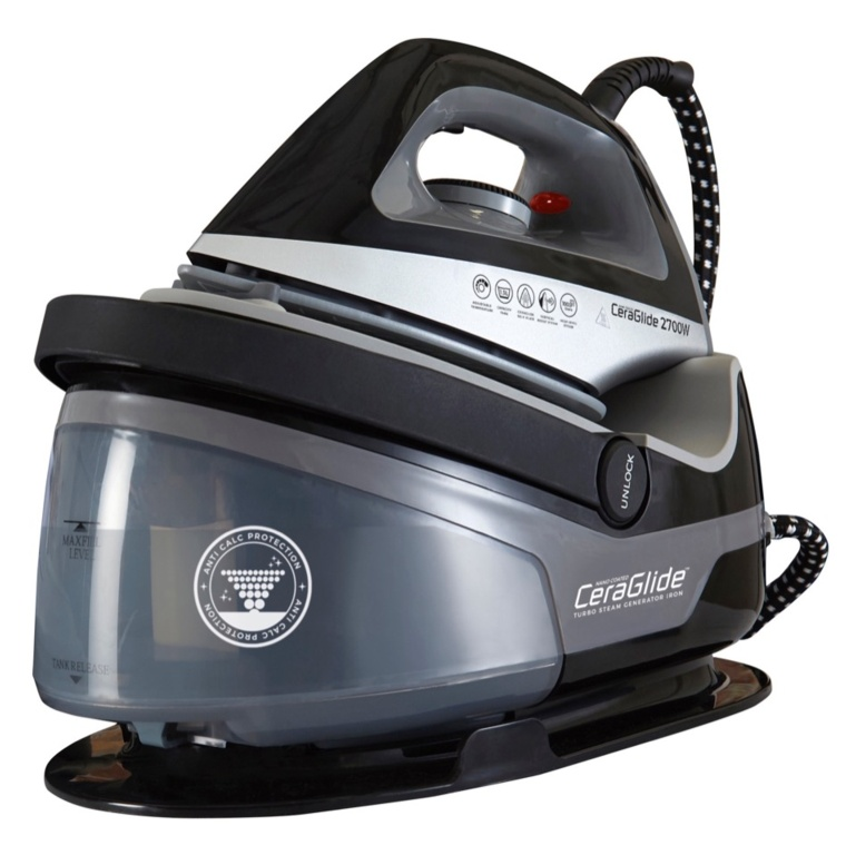 Tower Steam Generator Iron 2700w - 1.4l