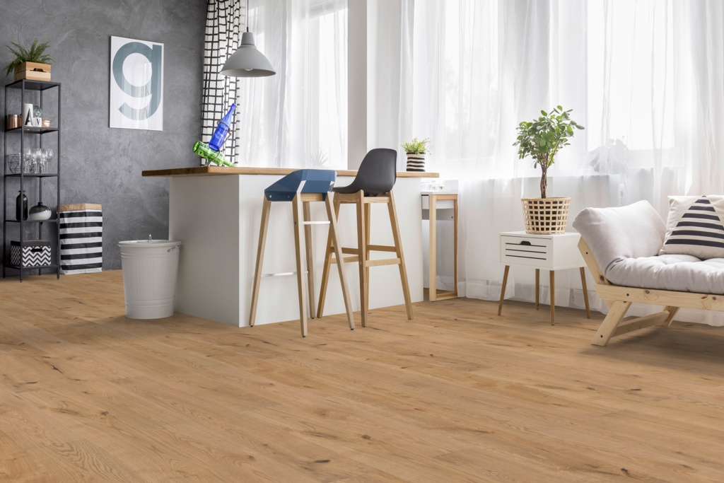 Classen Laminate Floor 1.996m2 - Traditional Oak Nagua 8mm