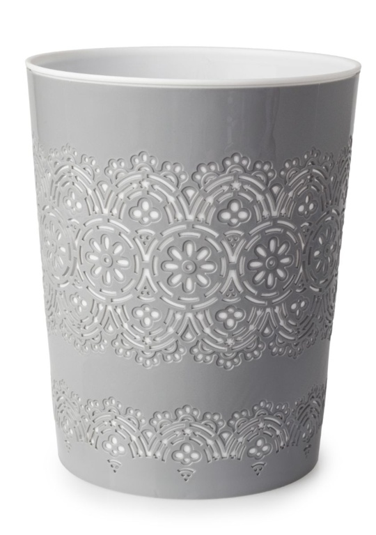 Bluecanyon Flora Waste Bin - Grey