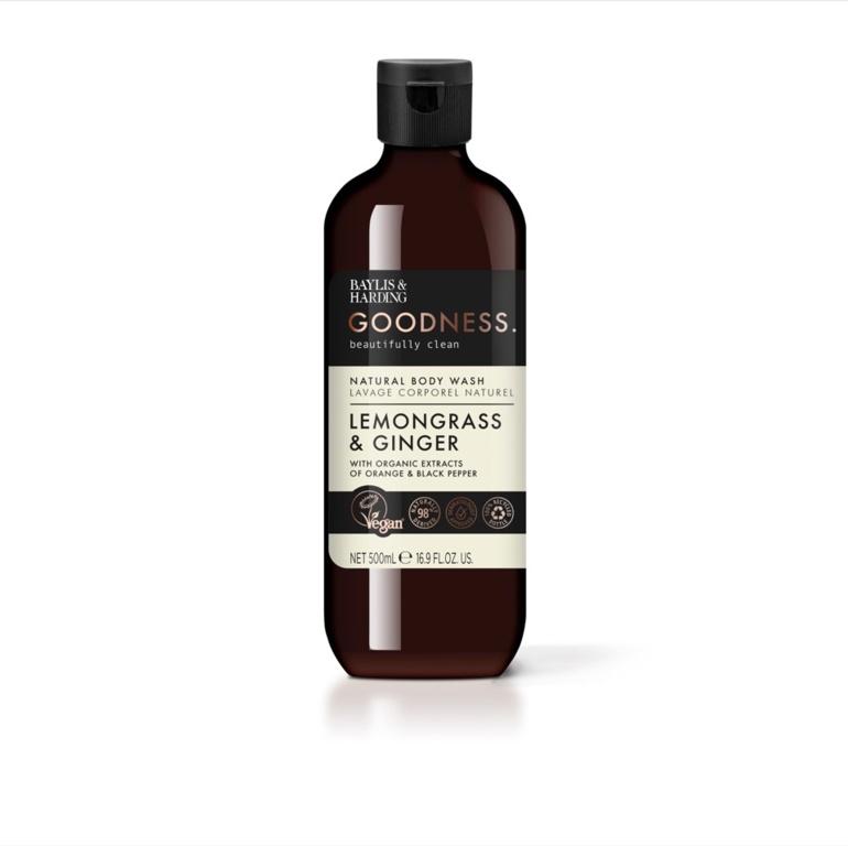 Baylis & Harding Bodywash 500ml - Lemongrass & Ginger