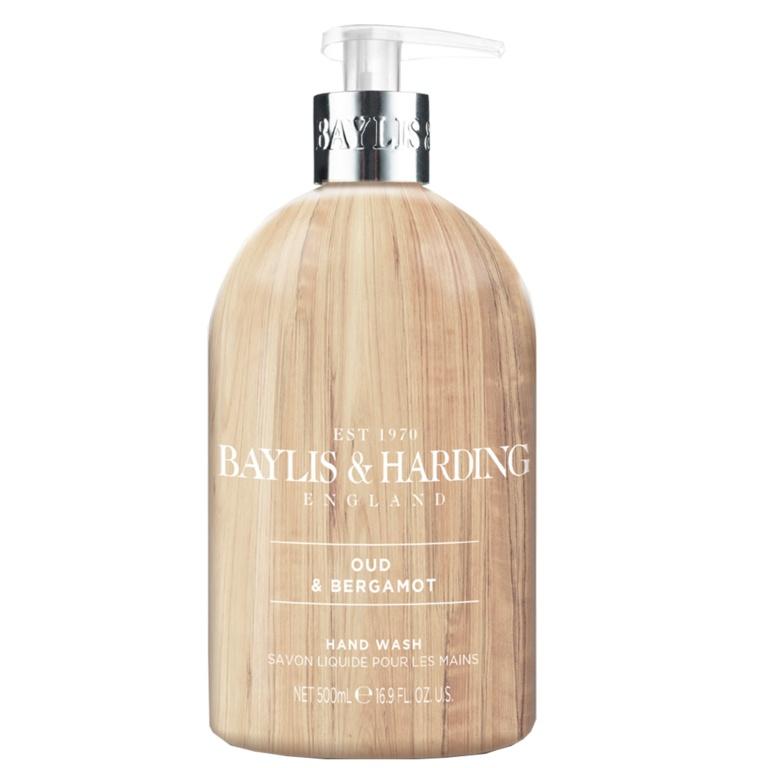 Baylis & Harding Hand Wash 500ml - Oud & Bergamot