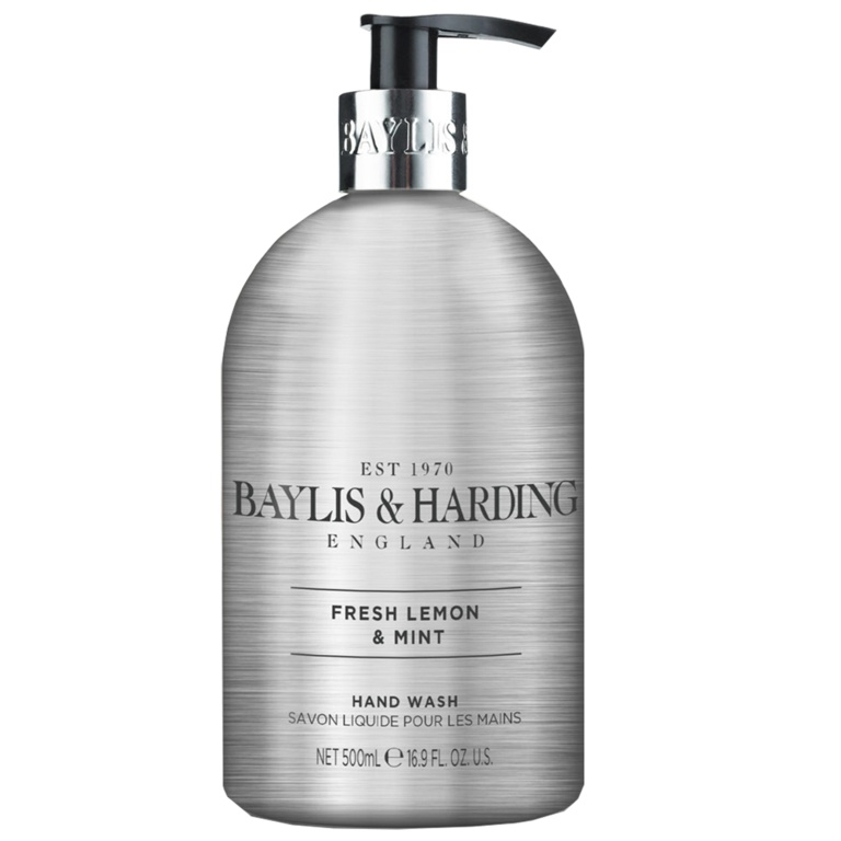 Baylis & Harding Hand Wash 500ml - Fresh Lemon & Mint