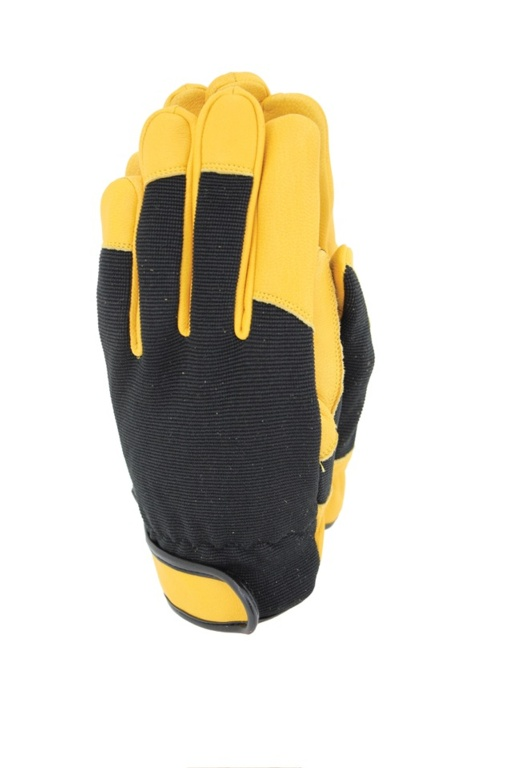 Town & Country Comfort Fit Leather Gloves - Medium