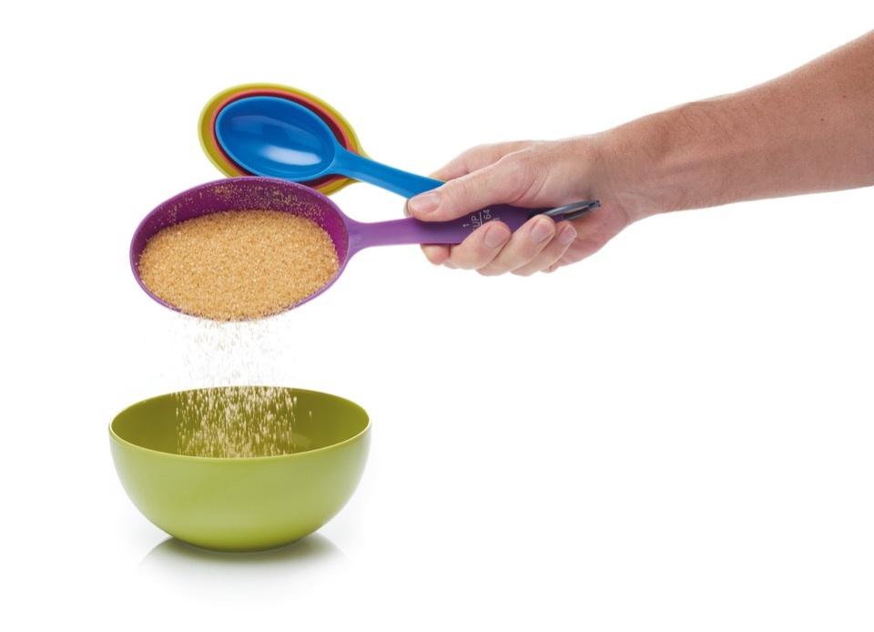 Colourworks Measuring Spoon/Cup Set - Large