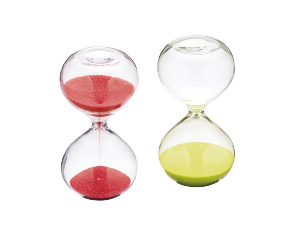 Colourworks Mini Egg Timer - Assorted Colours Available