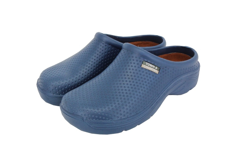 Town & Country Eva Cloggies Navy - 6