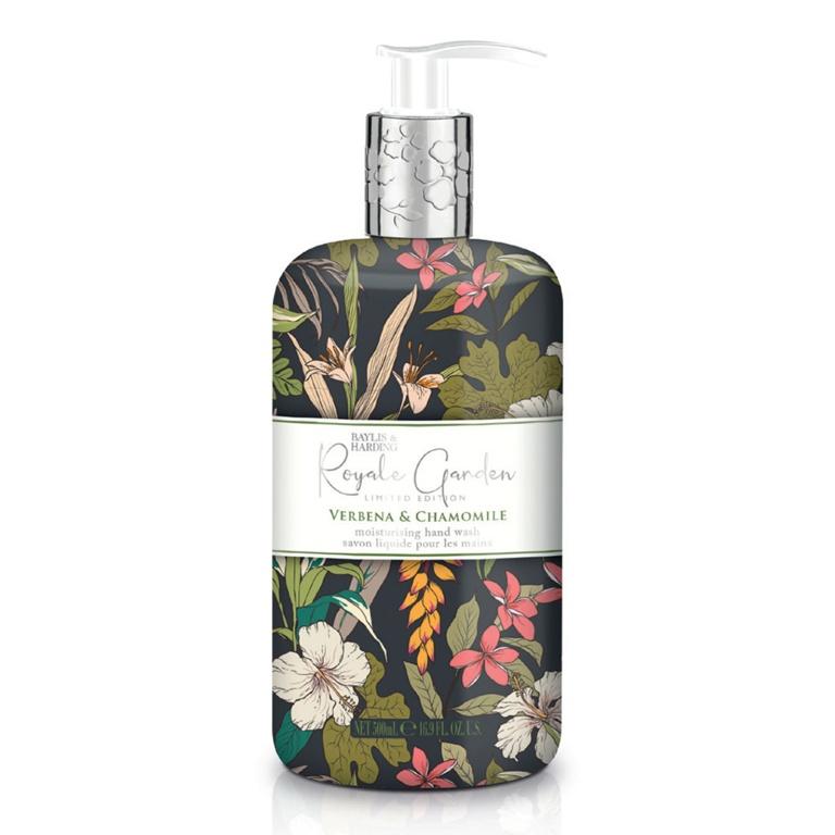 Baylis & Harding Royale Gardens Hand Wash 500ml - Verbena & Camomile