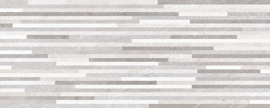 Plus 39 Habita Ceramic Wall Tile Box 16 1.6m2 - Mix Grey Decor