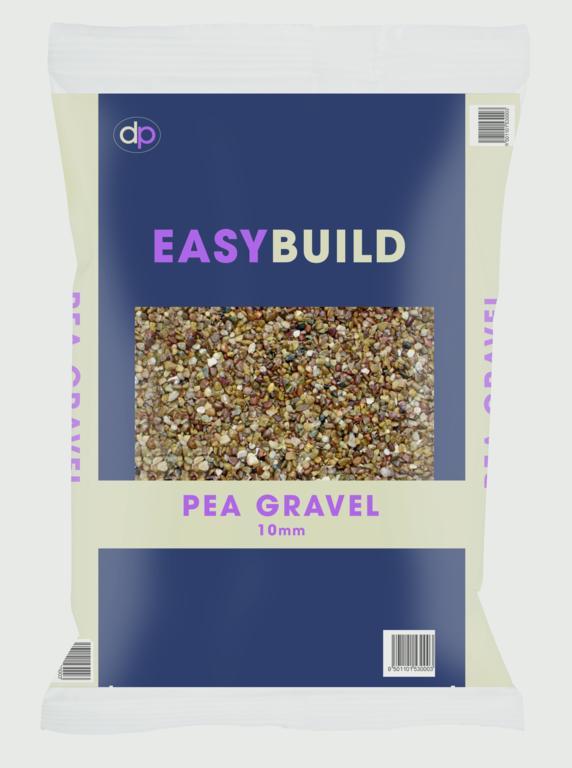 Deco-Pak Pea Gravel 10mm - 25kg Trade Pack