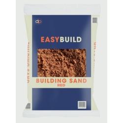 Deco-Pak Red Building Sand