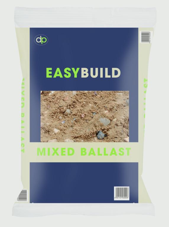 Deco-Pak Mixed Ballast - 25kg Trade Pack
