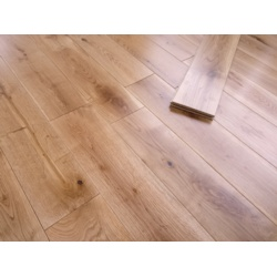 Y.T.D Limited Solid Oak Flooring 18 x 125mm x Random Length