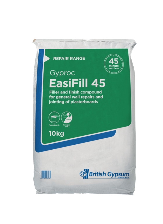 Gyproc Easi-Fill 45 - 10kg