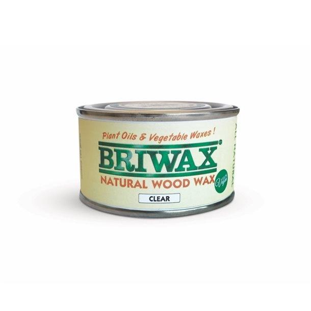 Briwax Natural Wood Wax - 125g