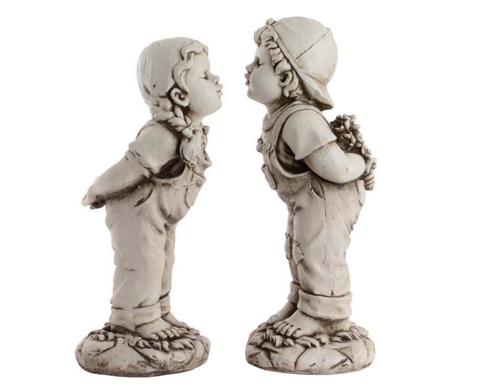 Kaemingk Magn Children Kissing - Girl Or Boy