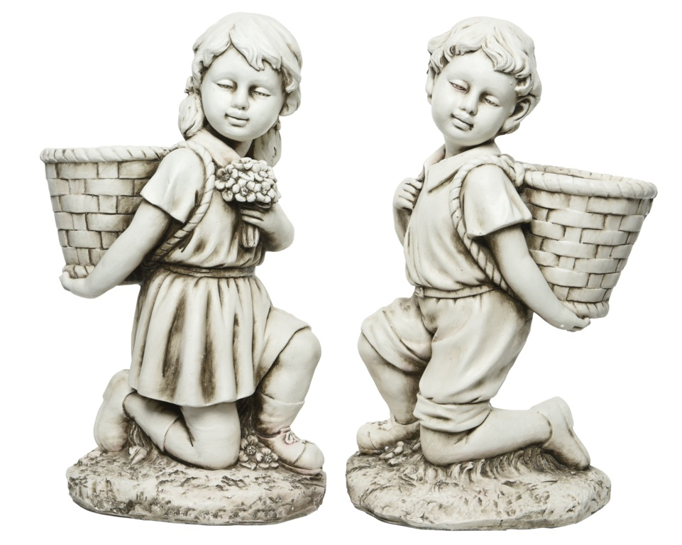 Kaemingk Magn Child With Planter - Assorted