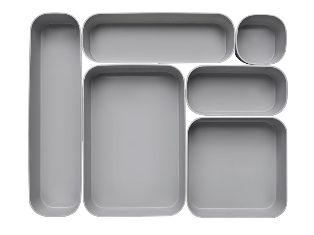 Curver Infinity Divider Set - Grey