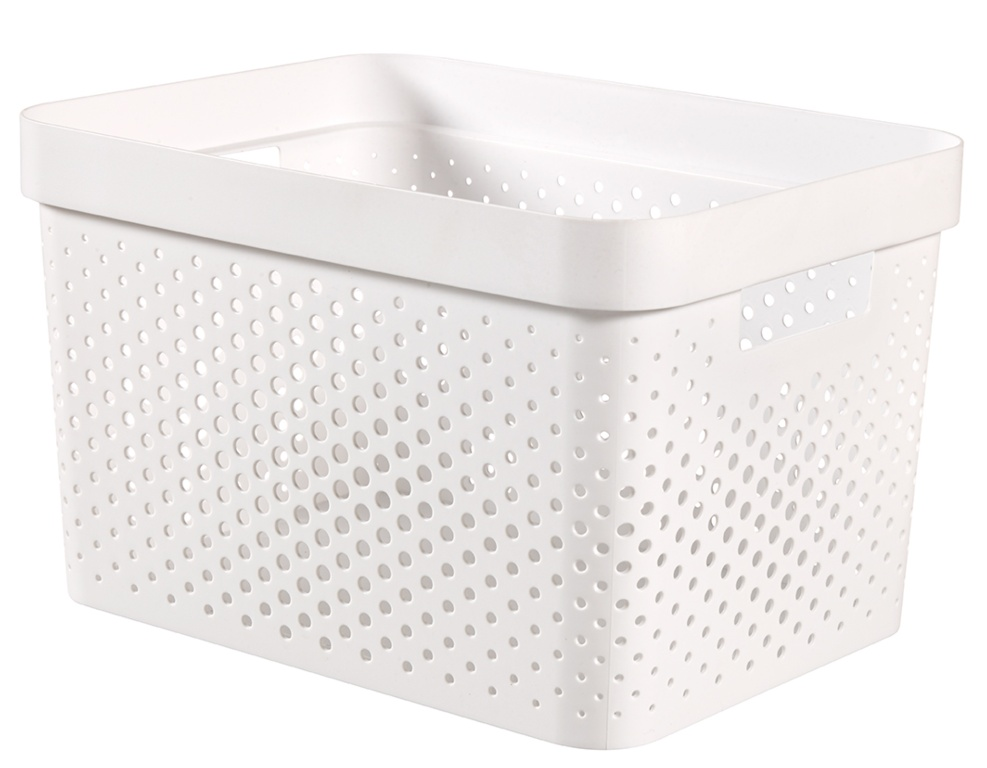 Curver Infinity Dots Box - 17L White